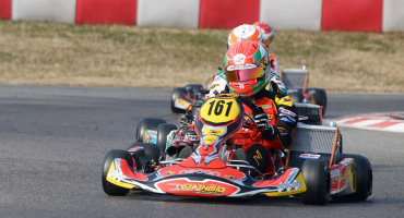 GOOD DEBUT FOR MARANELLO KART AT THE WINTER CUP