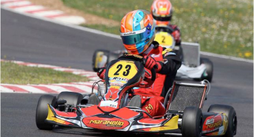 MARANELLO KART AT THE SPRING TROPHY OF LONATO