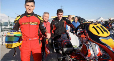 MARANELLO KART AND NICOLAS GONZALES WIN THE SPRING TROPHY