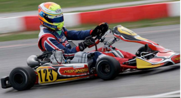 A SUCCESSFUL EXIT TO SIENA AT THE PACINI TROPHY FOR MARANELLO KART