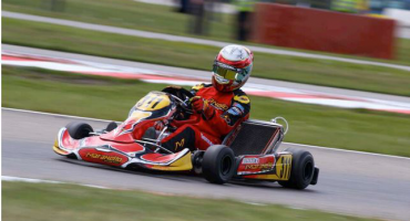GONZALES AND MARANELLO KART SIXTH IN GENK AT THE KZ2 EUROPEAN CHAMPIONSHIP