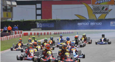 MARANELLO KART WINS THE SUMMER TROPHY IN LONATO. GONZALES STOPPED BY A TYRE IN LE MANS