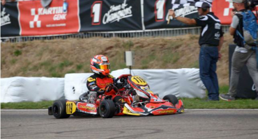 POSITIVE PERFORMANCE BUT DIFFICULT WEEKEND FOR MARANELLO KART'S DRIVERS IN GENK