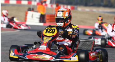 FEDERER AND DANTE AMONG THE TOP DRIVERS IN KZ2 AT THE WINTER CUP OF LONATO WITH MARANELLO