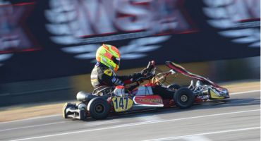 GOOD PERFORMANCE FOR MARANELLO KART AT THE WSK SUPER MASTER SERIES IN LONATO