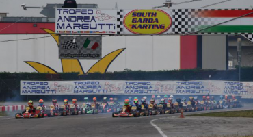 MARANELLO KART: GREAT PERFORMANCE AT THE 30TH ANDREA MARGUTTI TROPHY