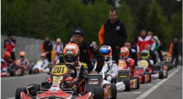 MARANELLO KART SHINES WITH FEDERER IN DKM AND IACOVACCI IN THE ITALIAN CHAMPIONSHIP