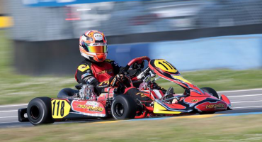 MARANELLO KART IN FORCE AT THE SECOND ROUND OF THE ITALIAN ACI KARTING CHAMPIONSHIP