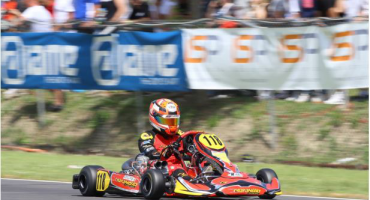 MARANELLO KART AND IACOVACCI AMONG THE QUICKEST OF THE KZ2 ITALIAN CHAMPIONSHIP IN SIENA. GRIGGIO ON THE PODIUM IN KZN
