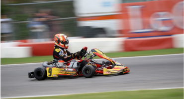 POSITIVE OUTING BUT SOME REGRETS FOR MARANELLO KART AT THE WORLD CHAMPIONSHIP IN LONATO